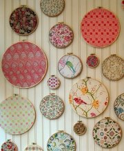 Fabrics with rings