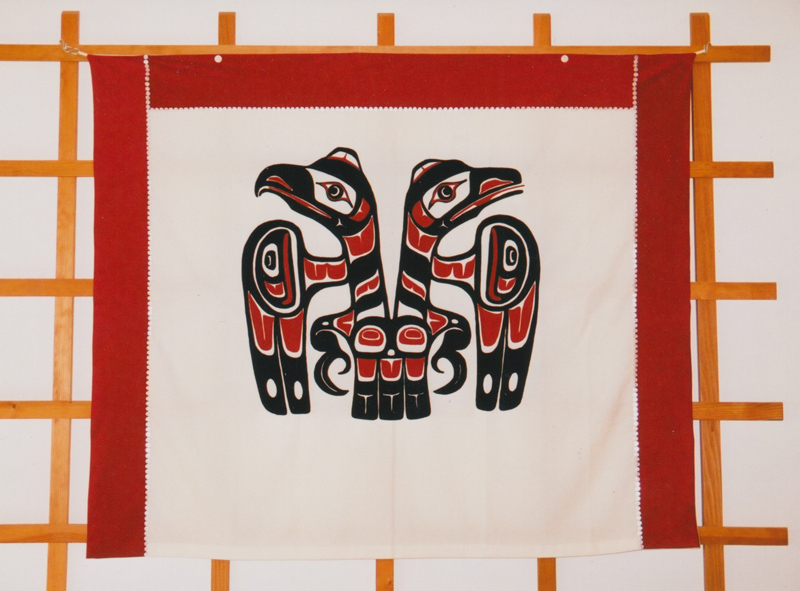 Eagle Raven design by Norman Price
